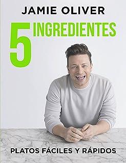 5 Ingredientes: Platos fáciles y rápidos (Sabores