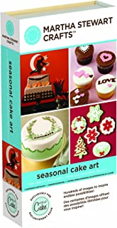Cricut Martha Stewart Crafts Cartridge, Seasonal Cake Art