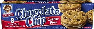 Little Debbie Chocolate Chip Creme Pie - 6 Pack