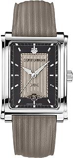 [クエルボ・イ・ソブリノス]Cuervo y Sobrinos 腕時計 紳士用 3針 1015-1GN メンズ 【正規輸入品】