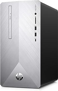 HP デスクトップパソコン HP Pavilion Desktop 595 Core i5/8GB/256GB SSD+2TB HDD Microsoft Office ワイヤレス日本語キーボード付き ワイヤレス光学マウス付き