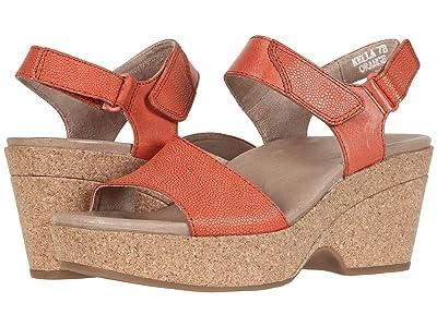Earth Kella (Orange Oregon) High Heels