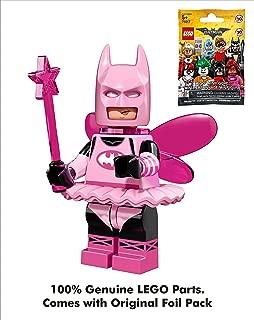 Batman DC Comics Lego Movie 013 Pink Fairy Mini Blind Bag Figure_71017