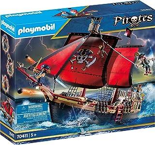 Playmobil - Bateau Pirates - 70411