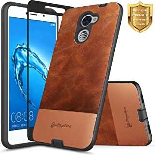 NageBee Huawei Ascend XT 2 Case (H1711), Huawei Elate 4G LTE w/ [Full Coverage Tempered..