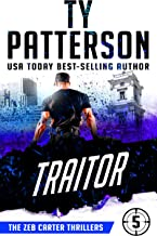Traitor: A Covert-Ops Suspense Action Novel (Zeb Carter Thrillers Book 5)
