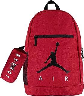 Unisex Large Pack Bag 2 pc Set Backpack (Red)