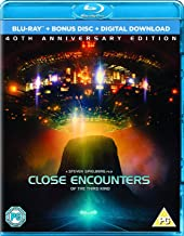 Close Encounters of the Third Kind - 40th Anniversary [Blu-ray + Bonus Disc]