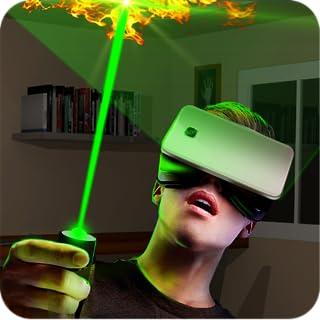 Laser VR Simulator