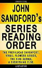 Best john sandford book list chronological order Reviews