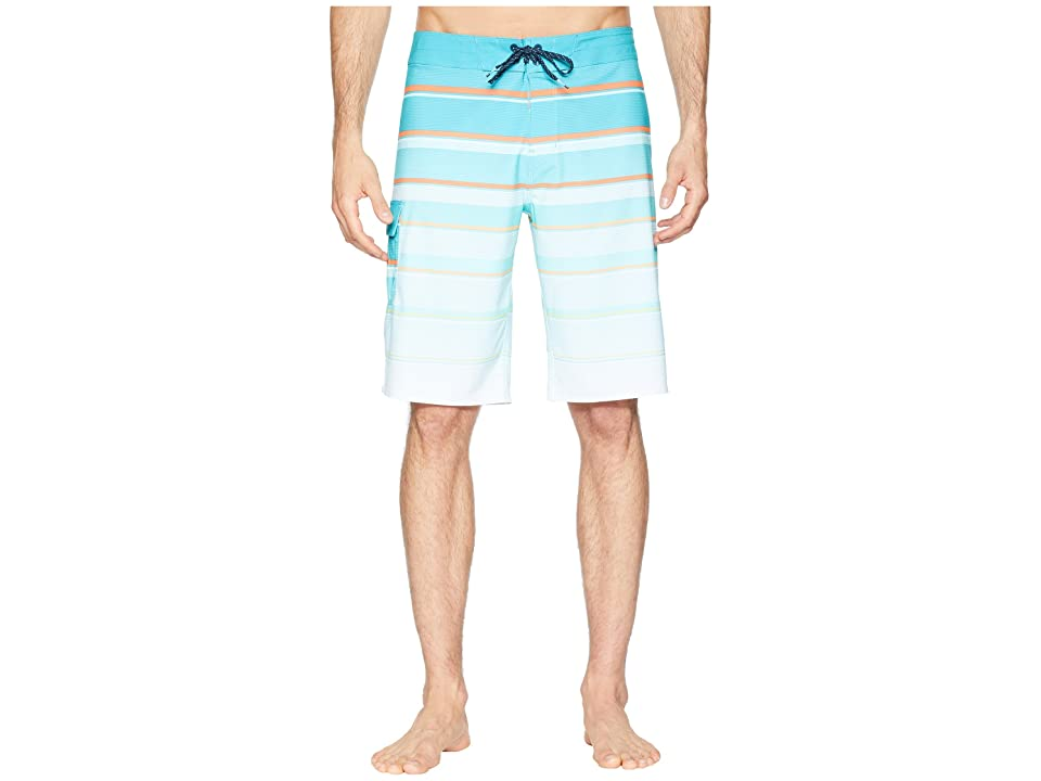 Billabong All Day X Stripe Boardshorts (Ocean) Men