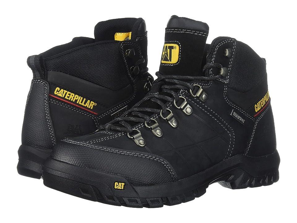 Caterpillar Threshold Waterproof Soft Toe (Black) Men
