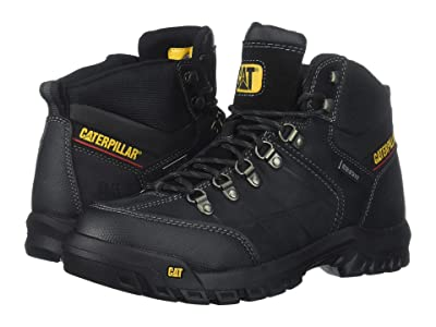 Caterpillar Threshold Waterproof Soft Toe (Black) Men