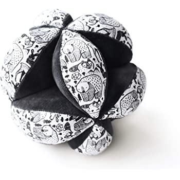 Wee Gallery, Sensory Clutch Ball - Nordic