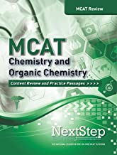 MCAT Chemistry and Organic Chemistry: Content Review and Practice Passages