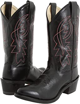 Old West Kids Boots - J Toe Western Boot (Big Kid)