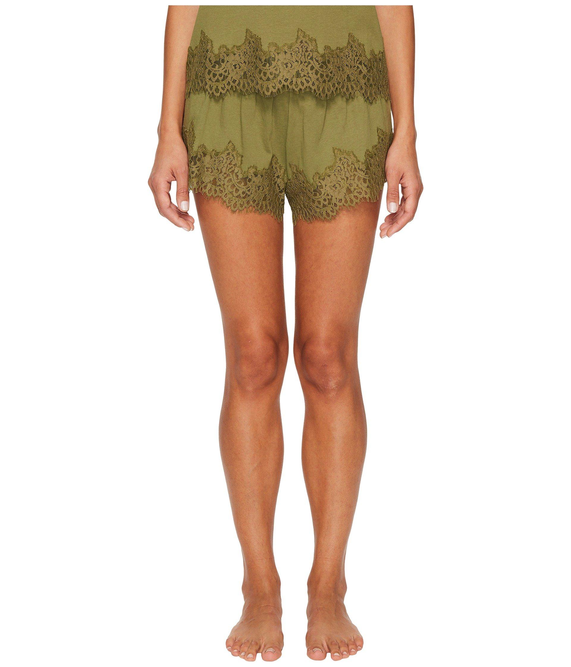 Fenty Lace Trim Sleepwear Shorts