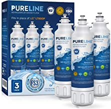 PURELINE 9490 & LT800P Water Filter Replacement with Advanced Filtration. Compatible with Kenmore 9490, LG LT800p, LG ADQ7...