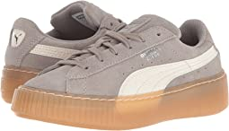 Puma Kids Suede Platform Sneaker PS (Little Kid/Big Kid)