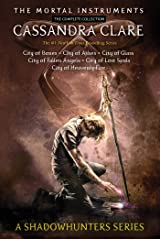 The Mortal Instruments, the Complete Collection: City of Bones; City of Ashes; City of Glass; City of Fallen Angels; City of Lost Souls; City of Heavenly Fire (English Edition) Format Kindle