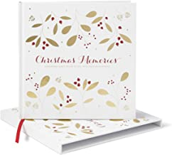 Christmas Memories — A Keepsake Guest Book to Fill with Festive Moments