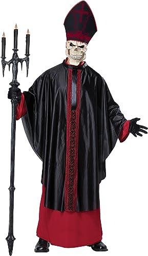 servicio considerado Aptafêtes cs968941 S M Disfraz de de de Papa Malvado Talla S M  autorización oficial