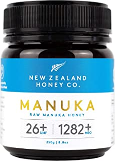 New Zealand Honey Co. Raw Manuka Honey UMF 26+ | MGO 1282+ / 8.8oz