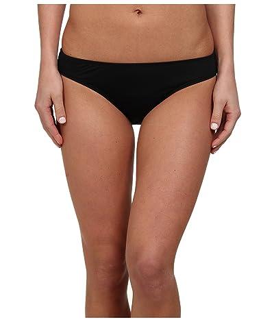 Carve Designs St. Barth Bikini Bottom (Black) Women