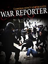 War Reporter: Cameras Don't Stop Bullets