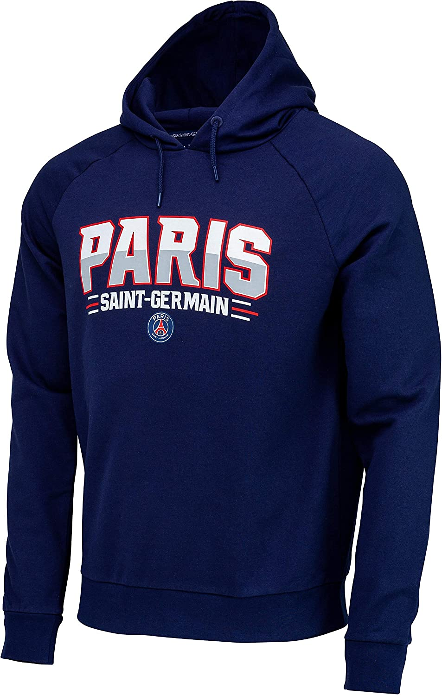 Paris Saint-Germain - Felpa con cappuccio, collezione ufficiale