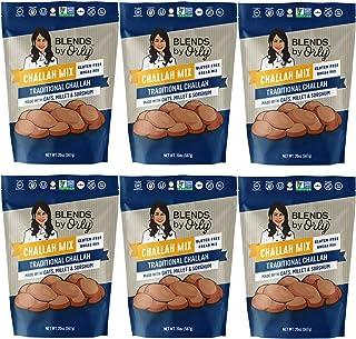 Gluten Free Traditional Challah Mix - Baking Mix for Gluten Free Challah Bread, Gluten Free Traditional Challahs, Nut Free...