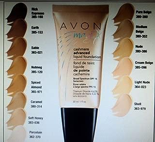 Best avon cashmere advanced liquid foundation Reviews