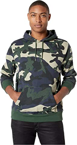 Mike Camo Hooded Sweatshirt