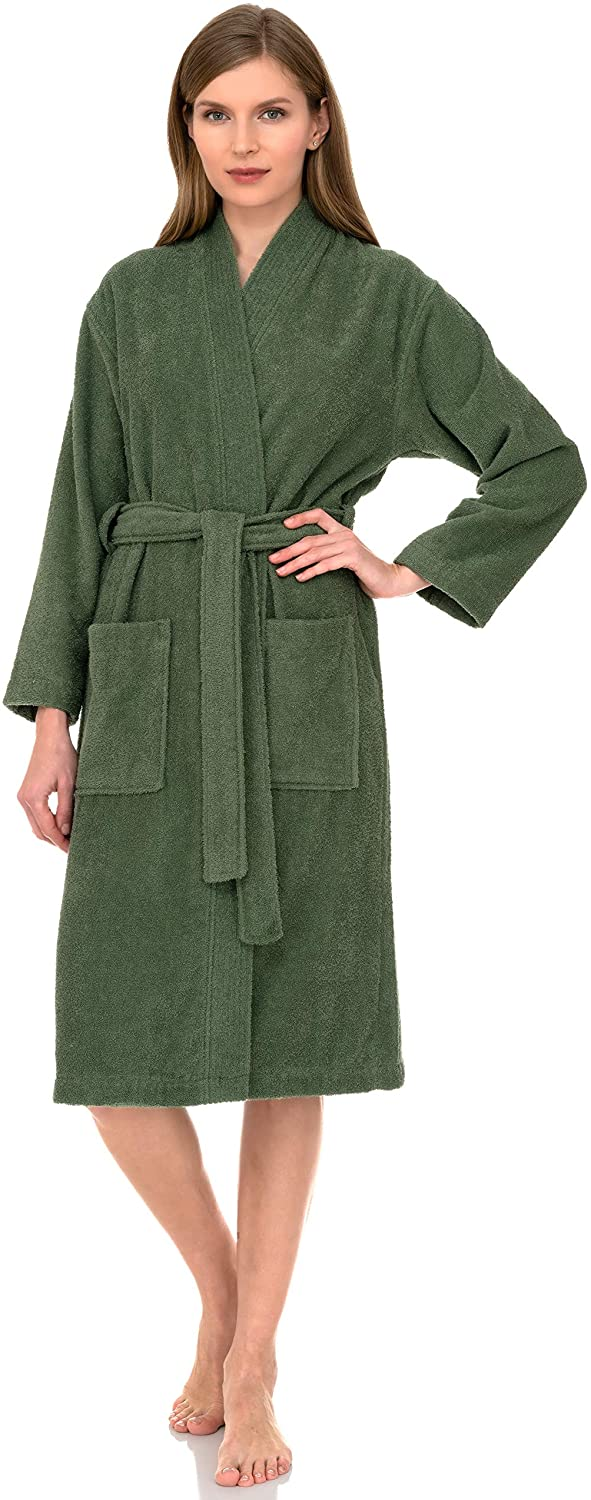 TowelSelections Women's Turkish Cotton Kimono Terry Super popular specialty store Robe Cloth Be super welcome