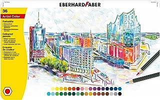 Eberhard Faber 516136 kredki Artist Color, 36 szt. blaszanych etui