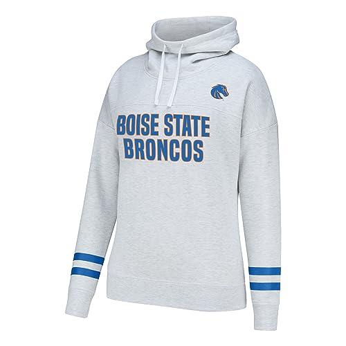 NCAA Women s School Spirit Cowl Neck Fleece Sweatshirt 2fbcd6af0c58