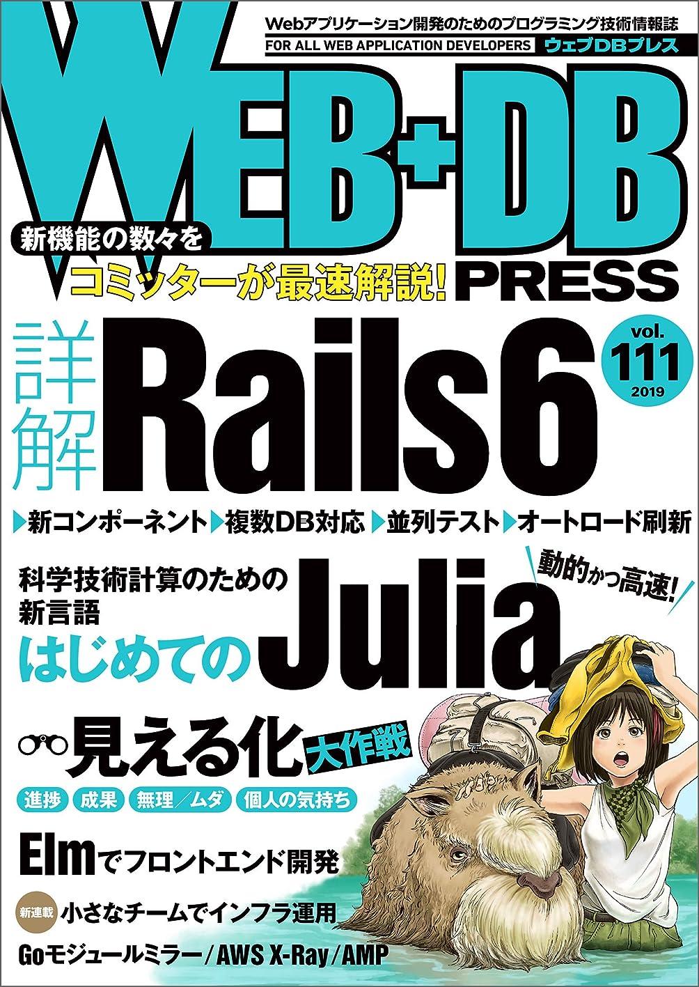 メトリック直径帰るWEB+DB PRESS Vol.111