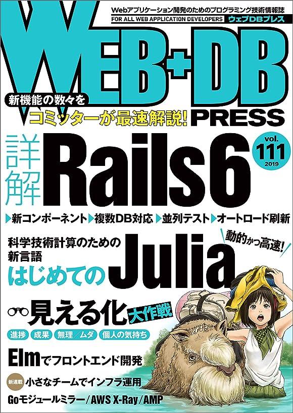 セイはさておき仮定するサミットWEB+DB PRESS Vol.111