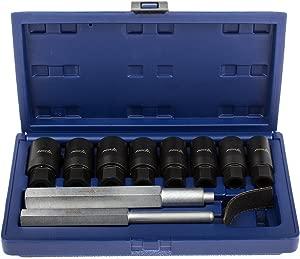 Locking Lock Wheel Nut Nuts Removal Remover Dismantling Tool Universal Bolt Set