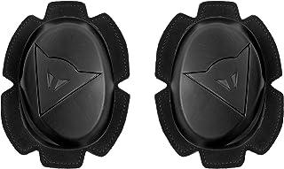 Dainese Motorcycle Knee Slider, Black/Black, Size N
