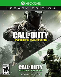 Call of Duty: Infinite Warfare - Xbox One Legacy Edition
