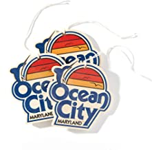 product image for Plak That Vintage Ocean City Maryland Wooden Ornament