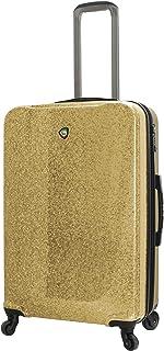 Mia Toro Mia Toro Italy Caglio Hardside 26 Inch Spinner Luggage, Gold (Multi) - M1536-26IN-GLD