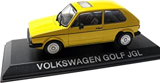 VW Golf JGL, gelb, Modellauto, Fertigmodell, SpecialC. 75 1:43