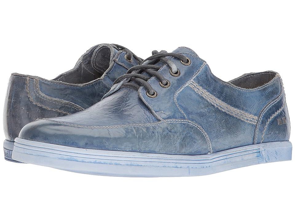 Bed Stu Duncan (Steel Blue Dip-Dye Stone Wash) Men