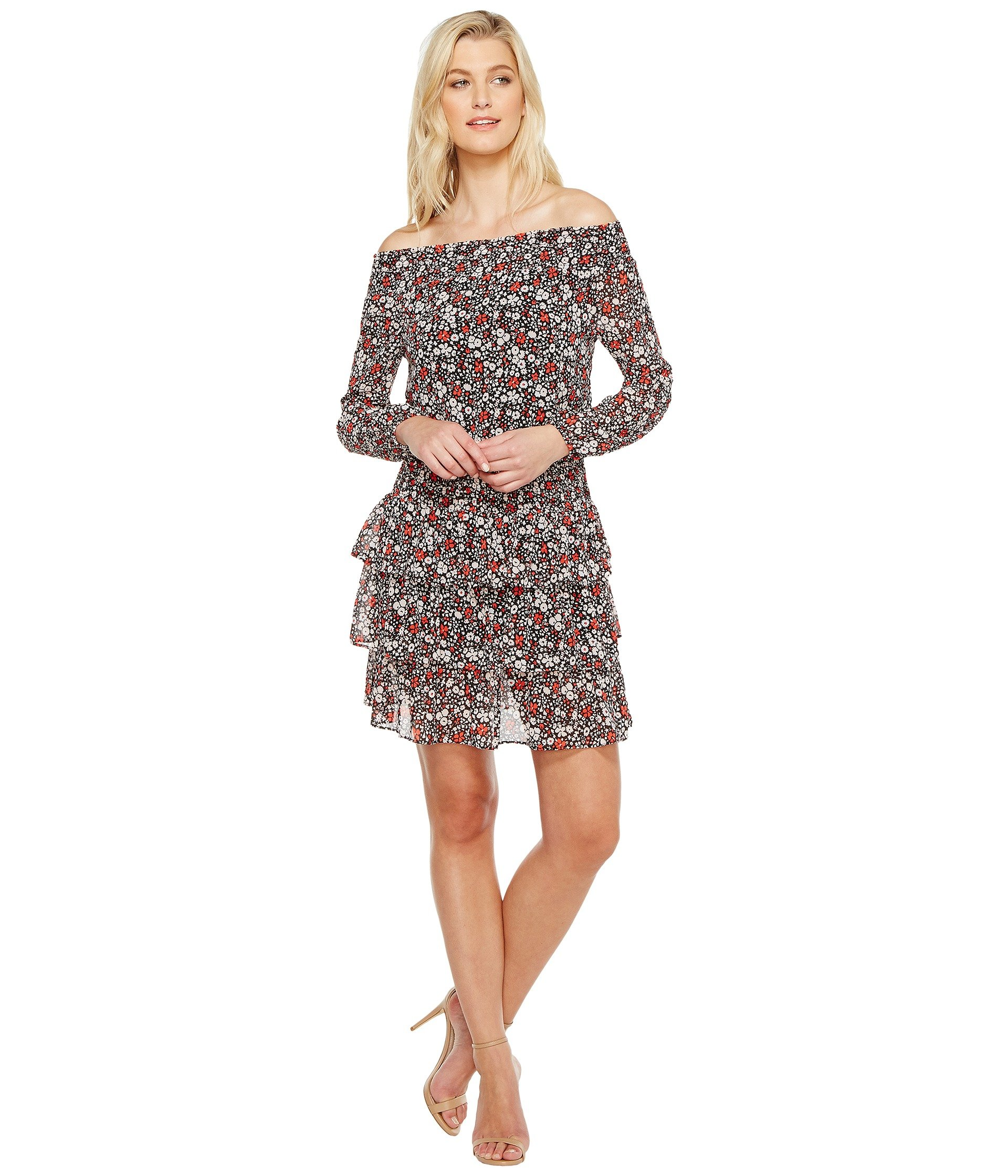 Brooks Off Shoulder Dress