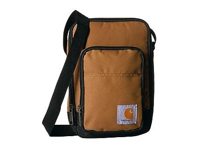 Carhartt Legacy Crossbody Organizer (Carhartt/Brown) Handbags