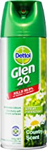 Dettol Glen 20 Disinfectant Spray Country Scent Eliminate Odour Disinfect, 300g