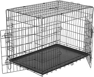 Amazon.es: jaulas para perros - Jaulas / Jaulas, gateras y ...