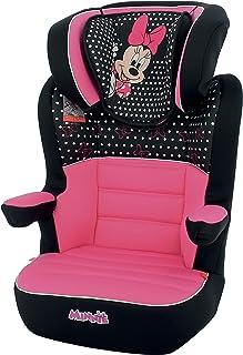 con proteccion lateral 15-36kg Silla de coche para Bebe elevador RWAY easyfix grupo 2//3 Barbie
